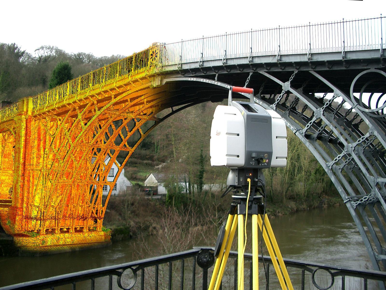 Scansurveying Terrestrial Laser Scanning